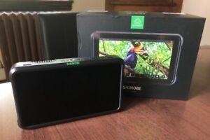 "used Atomos Shinobi 5"" 4k HDMI Monitor"