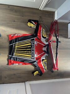 "Speedco M546 Bmx Race Frame 21.5""TT"