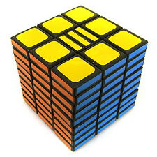 Rare Black Full Function Cubic 339 3x3x9 Ⅱ Magic Cube Twist Puzzle By WitEden