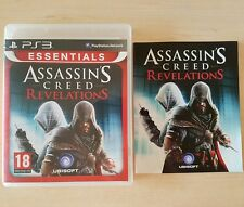 PS3 PLAYSTATION 3 - ASSASSIN'S CREED REVELATIONS