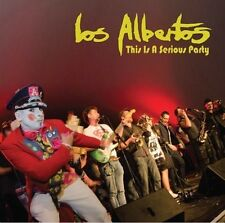 Los Albertos - This Is A Serious Party [New Vinyl] UK - Import