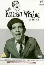 The Norman Wisdom Collection Brand New DVD