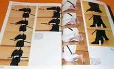 The Bible of IAIDO Vol.3 book Japanese martial art japan katana samurai #0501
