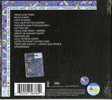 WINGS - VENUS AND MARS   CD NEUF