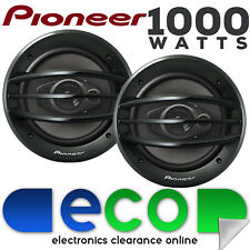 Pioneer 1000 Watts 3 Way Front Door Speakers Upgrade Kit fit AUDI TT MK2-07-14