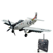 """31"""" Wingspan EPO TOP A1 Skyraider Warbirds Brushless RC Airplane RTF W/RC Battey"""