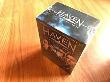 Haven: Complete TV Series Seasons 1 2 3 4 5 6 DVD Boxed Set NEW! free shipping