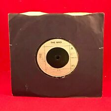 """THE WHO 5.15   1973  UK 7"""" vinyl single EXCELLENT CONDITION 45  B"""