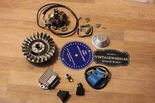 LAMBRETTA LI SX TV Standard Peso 12V Kit Accensione Elettronica-DISC SIL STATORE