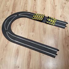 Scalextric Sport Track extensión Chicane Rampa Salto c8211 c8203 c8205 c8246 #eh