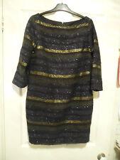 Zara Short/Mini Tunic Striped Dresses for Women