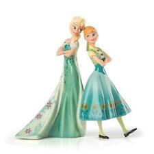 LENOX ~ Frozen A Sister's Special Bond   Elsa and  Anna Figurine Disney NIB