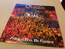 """New listing Queen Friends Will Be Friends 1986 Uk 7""""ps Irig Vinyl"""