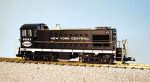 USA Trains G Scale R22556 New York Central bl Alco S4 Diesel Switcher Locomotive