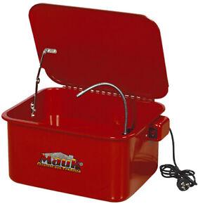 Mauk Teilewaschgerät Teilereiniger Teilewäscher 13L Waschgerät Waschtisch Pumpe
