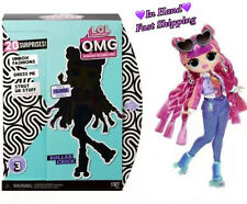 LOL Surprise ROLLER CHICK OMG Fashion Doll NEW Series 3 Toy Set girl