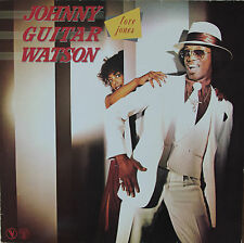 "Vinyle 33T Johnny Guitar Watson ""Love Jones"""