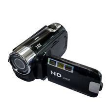 1080P Digital Zoom DV Camera LED Light Shooting Video Record Portable Camcorder