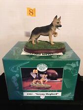 "Flambro Sportsman Collection ""Greens Shepherd� Dog Figurine"