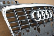 NEU Tuning Audi A4 B7 Original S4 V8 Kühlergrill 8E Cabrio 8H S-Line Chromgrill