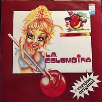 LOS 8 DE COLOMBIA 1981 LA COLOMBINA LATIN CUMBIA LP MEXICO POR CUANTO ME LO DA