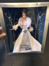 2003 Holiday Visions Barbie Winter Fantasy - Winter  Mattel Special Edition