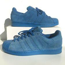 Adidas Originals Superstar RT Mono EQT Blue AQ4165 Mens 9 Shell Toe Sneakers