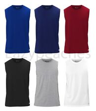 c2302de2 Russell Athletic Sleeveless 100% Cotton T-Shirts for Men for sale | eBay