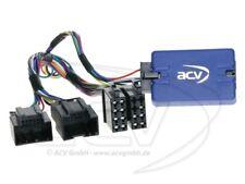 Adaptateur volant télécommande Chevrolet CAPTIVA dès 2007 pour JVC