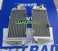 FOR Yamaha YZ250 YZ 250 1984 1985 84 85 Aluminum Radiator
