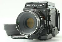 [MINT w/ Grid Screen] MAMIYA RB67 Pro S Sekor C 127mm f/3.8 Lens from JAPAN