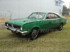 HOLDEN 1970-71 HG Monaro GTS 350 'SIDE WINDER STRIPES'
