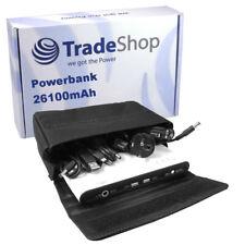 Powerbank 26100mAh Externer Akku für Digital Camera Ebook Game System Laptop