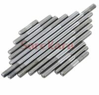 (10)Metric Thread M6*1.0/M8*1.25  304 Stainless Steel Studs Double thread NEW
