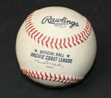 Rawlings PACIFIC COAST LEAGUE Baseball Official Minor League Ball