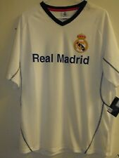 Real Madrid Football  Club Soccer NWT XL Polyester Shirt
