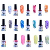 15Ml Nail Polish Ink Gel Watercolor Gradient Pattern Nail Art Manicure Decor v2h