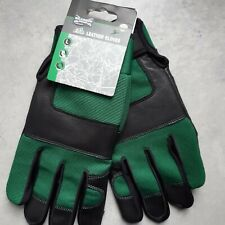 Garden Gloves Wilkinson Sword Elite Leather Glove Size Large NEW