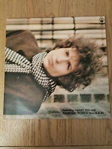 BOB DYLAN 'Blonde On Blonde' Double Vinyl LP On CBS in Gatefold   Ex/Ex