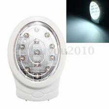 13 LEDS Rechargeable Home Emergency Automatic Power Failure Outage Light Lamp 2W