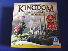* KINGDOM BUILDER - BAU DEIN KÖNIGREICH * Spiel des Jahres 2012, Queen Games