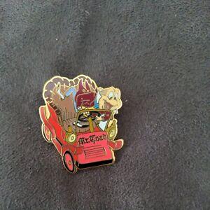 2002 Mr. Toad Walt Disney Art Classics Disneyana Exclusive LE 2000 Pin