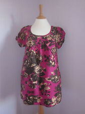 Tunic, Kaftan Collarless Floral Tops & Shirts for Women