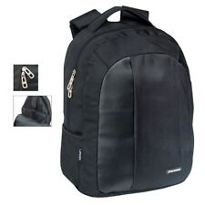 Luxury Business Black Laptop Backpack Rucksack Work School Bag