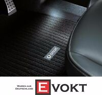 SMART Rips floor mats set of 2 black A451 Coupe and C451 convertible