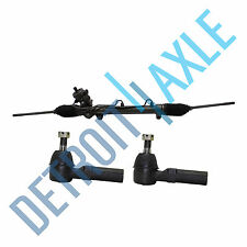1993 - 2001 Saturn SW SL Power Steering Rack and Pinion Assembly Outer Tie Rod
