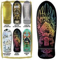 Natas Panther Santa Cruz Reissue Skateboard Deck Blind Bag Prismatic Black New