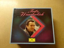 5 CD BOX / FRITZ WUNDERLICH, SCHUBERT, BEETHOVEN: LIEDER