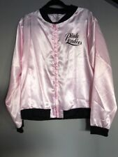 ADULT XXL PINK LADIES COSTUME JACKET SIZE BY COSTUMES USA 100%POL