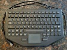 iKey SB-87-TP-M-USB SkinnyBoard for Motion Computing Tablets